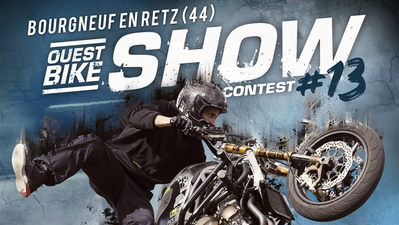 La Bécanerie vous invite au Ouest Bike Show Contest 2018