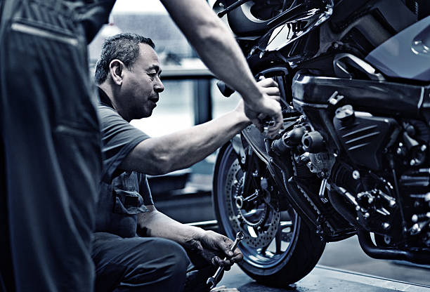 Comment bien roder sa moto neuve