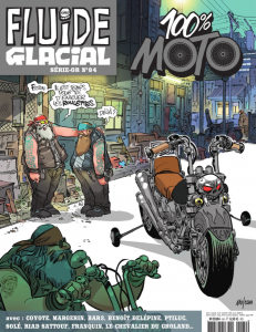 Fluide Glacial - Hors série 100% moto