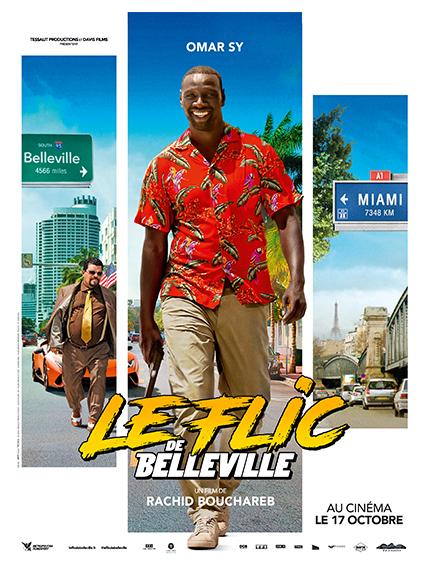 Cinéma : Le flic de Belleville