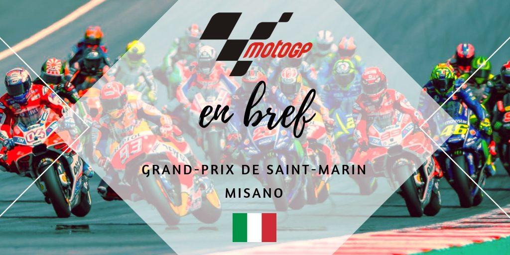 MotoGP Misano 2018 - La Bécanerie