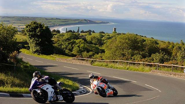 Le Tourist Trophy de l'île de Man