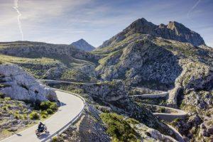 5 îles à visiter à moto : Majorque