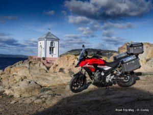 5 îles à visiter à moto : la Sardaigne