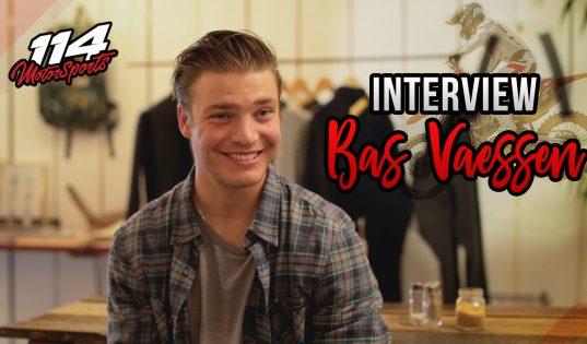 Interview Bas Vaessen pilote MX2 by La Bécanerie