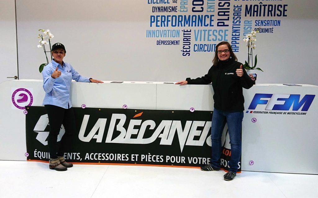 La Bécanerie partenaire Women's Cup 2019