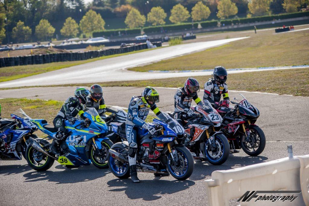 La moto sur circuit ©Oxygene Racing 2018