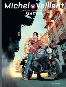 BD moto : Michel Vaillant - Macao