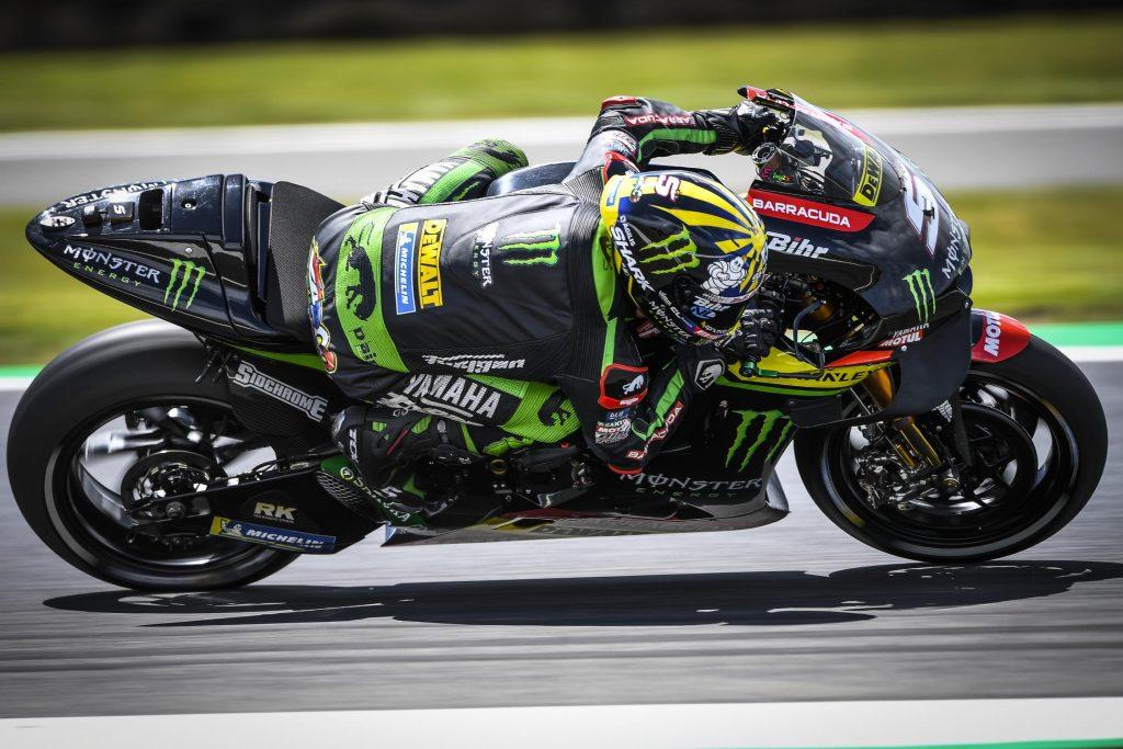 MotoGP Australie 2018 - Zarco en 1ere ligne