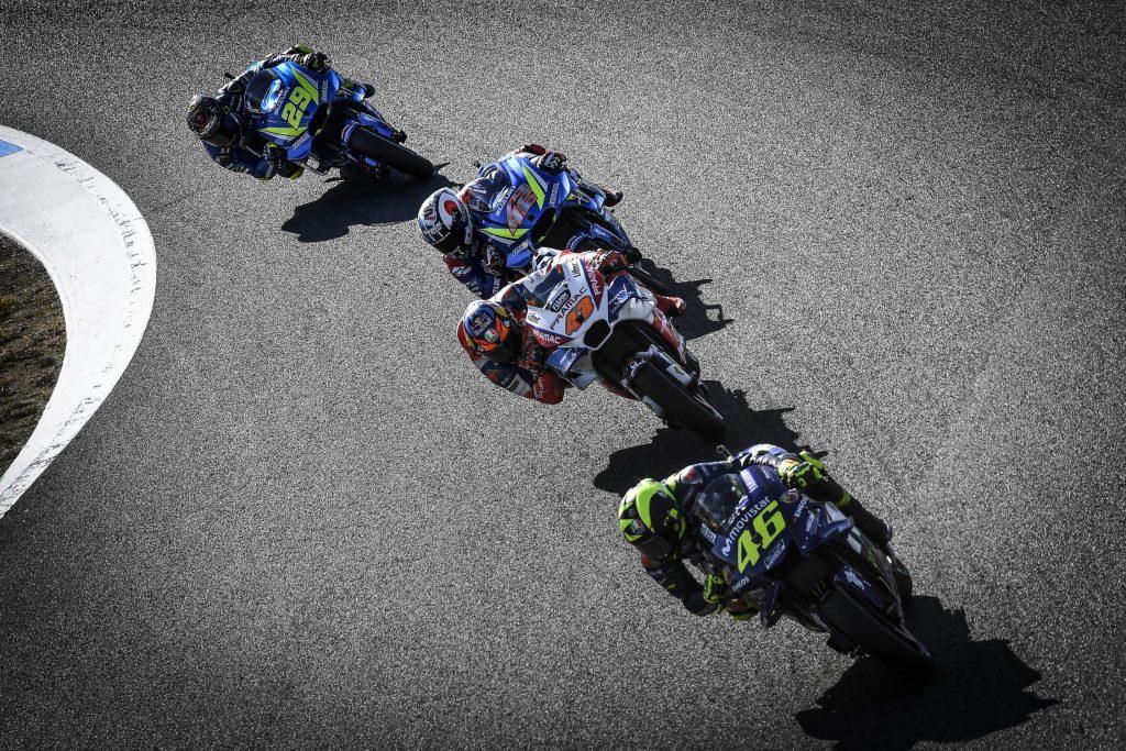 MotoGP Japon 2018 - Rossi, Miller, Rins et Iannone
