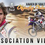 Objectif Dakar 2019 #01 : Xavier de Soultrait, son association Viltaïs