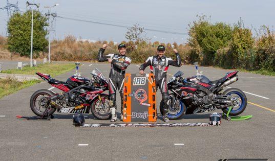 Trophée Robert Doron 2018 - victoire pour Oxygene Racing