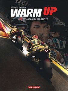 BD moto : Warm Up - Renaud Garetta