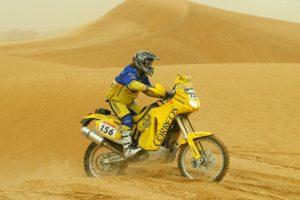 Amparo Ausina - Dakar 2005