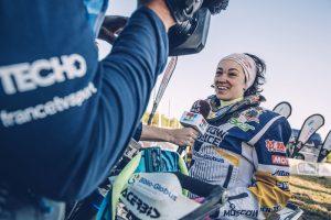 Anastasya Nifontova - Dakar 2017