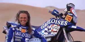 Andrea Mayer - Dakar 1999
