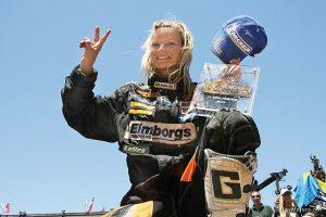 Annie Seel - Dakar 2010