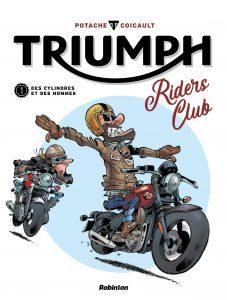 BD moto : Triumph Riders Club