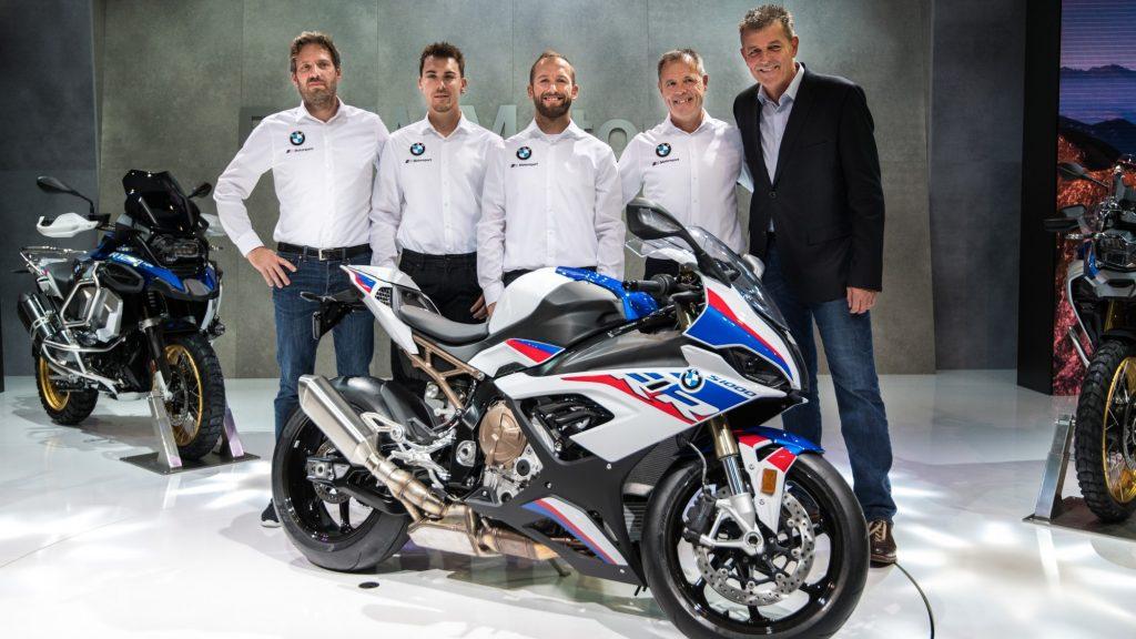 BMW revient officiellement en WSBK en 2019