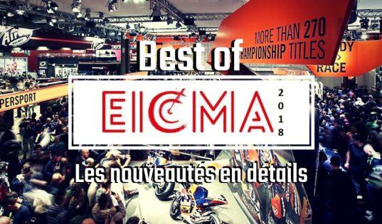 Best of EICMA 2018