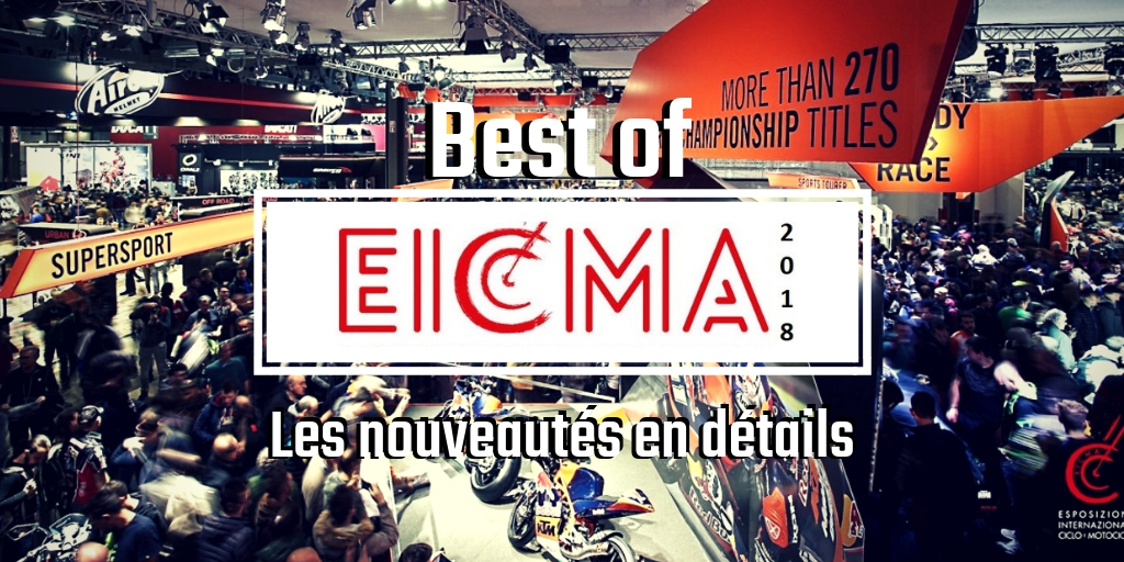 Best of EICMA 2018
