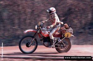 Christine Martin - Dakar 1981
