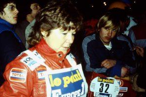 Christine Martin - Dakar 1983