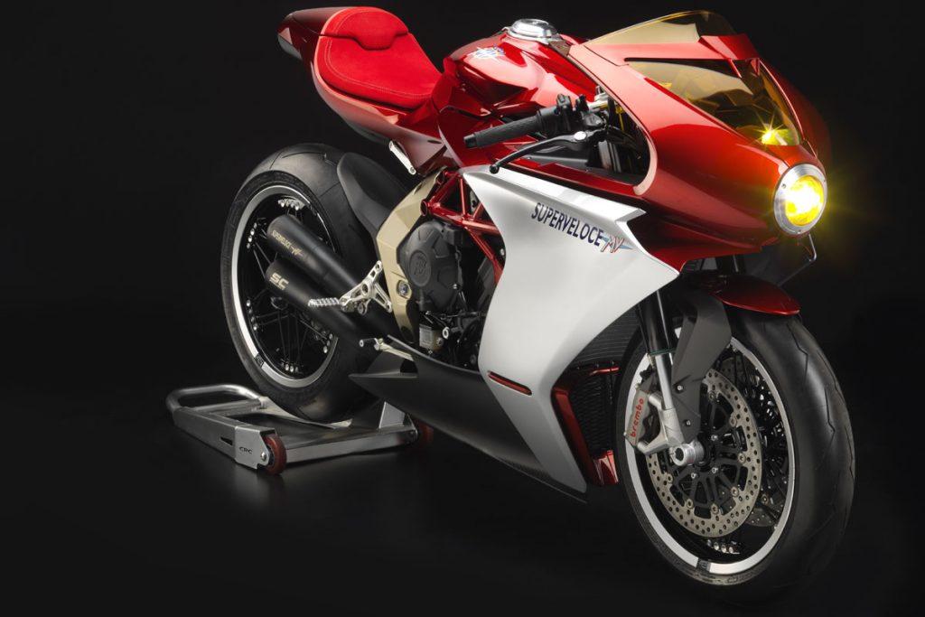 Concept MV Agusta Superveloce 800