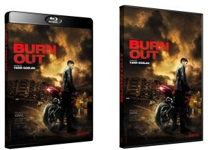 DVD film moto Burn Out
