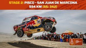 Dakar 2019 Etape 2