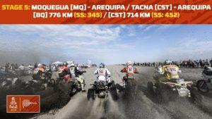 Dakar 2019 Etape 5