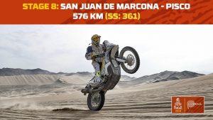 Dakar 2019 Etape 8