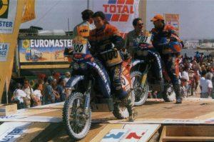 Elisabete Jacinto - Dakar 2000