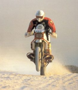 Jutta Kleinschmidt - Dakar 1992