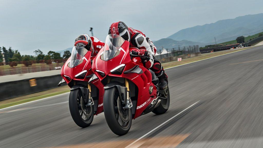 La Ducati Panigale V4 R en WSBK 2019