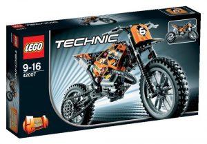 Lego Technic motocross