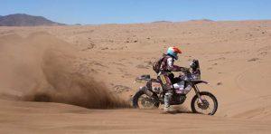 Mirjam Pol - Dakar 2009