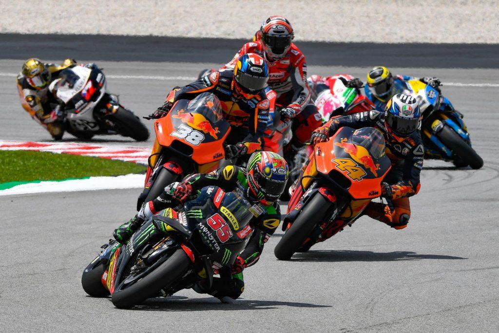 MotoGP Sepang 2018 Syahrin gagne 13 places dans le 1er tour