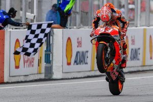 MotoGP Sepang 2018 victoire de Marc Marquez