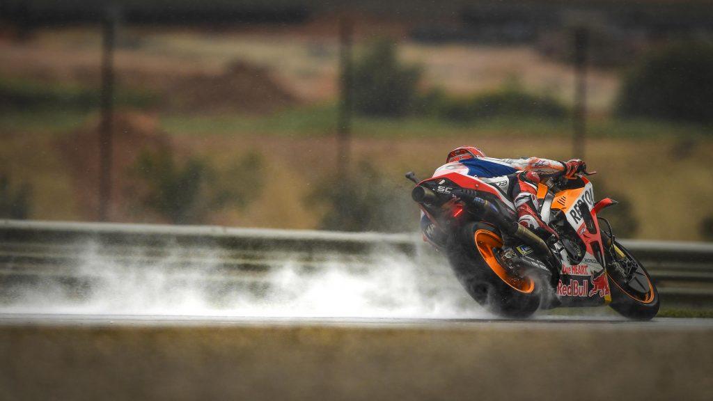 MotoGP Valence 2018 Marquez
