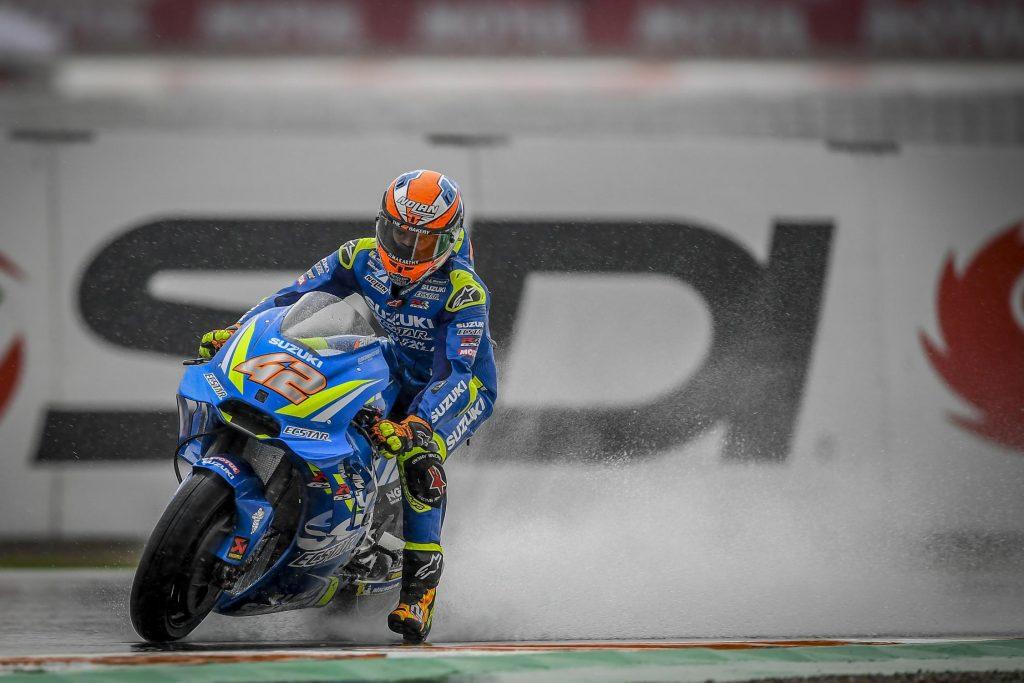 MotoGP Valence 2018 Rins