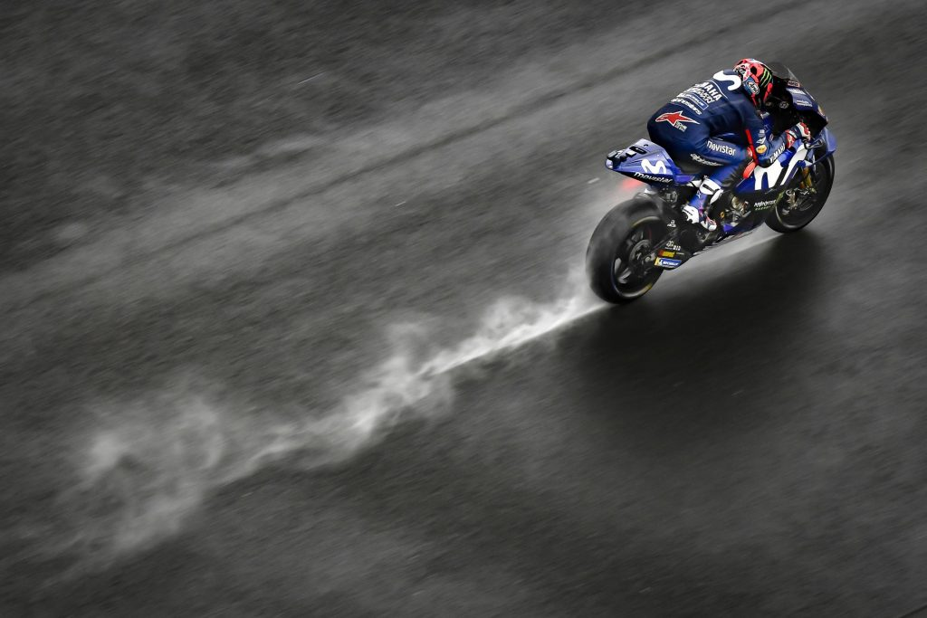 MotoGP Valence 2018 Viñales