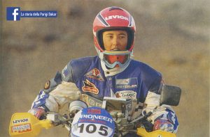 Patricia Schek - Dakar 1991