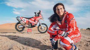 Rosa Romero - Dakar 2018
