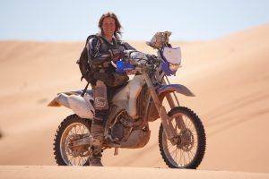 Tamsin Jones - Dakar 2010