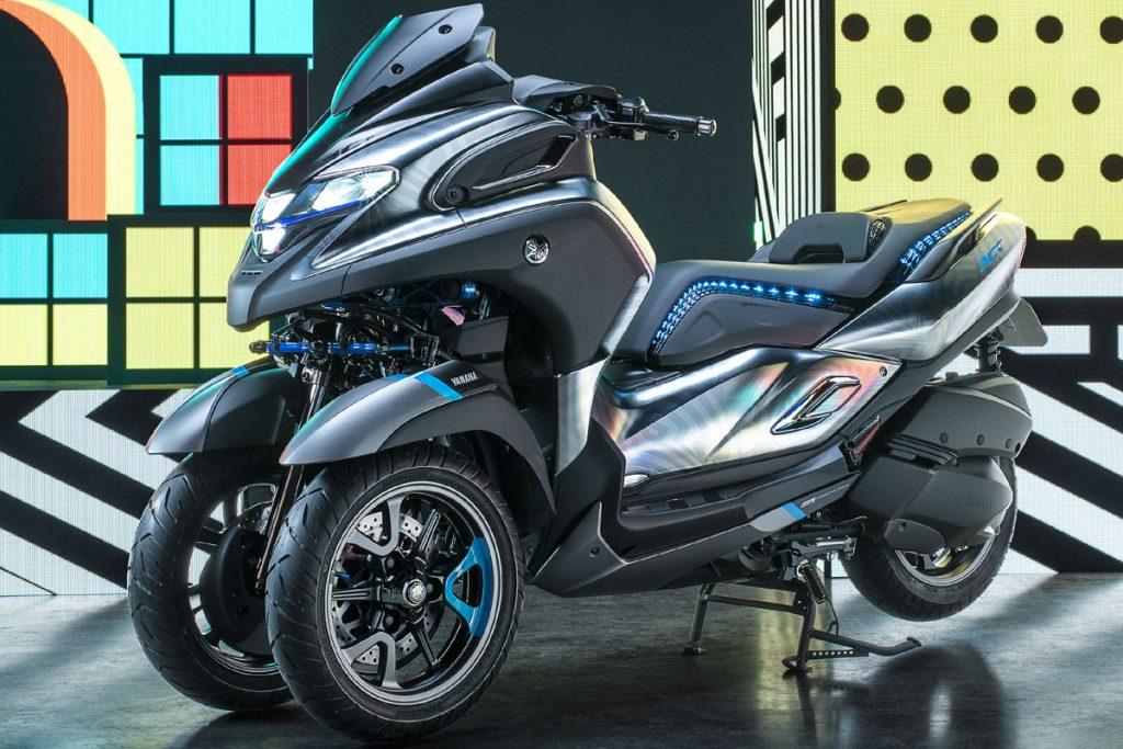 concept Yamaha 3 CT