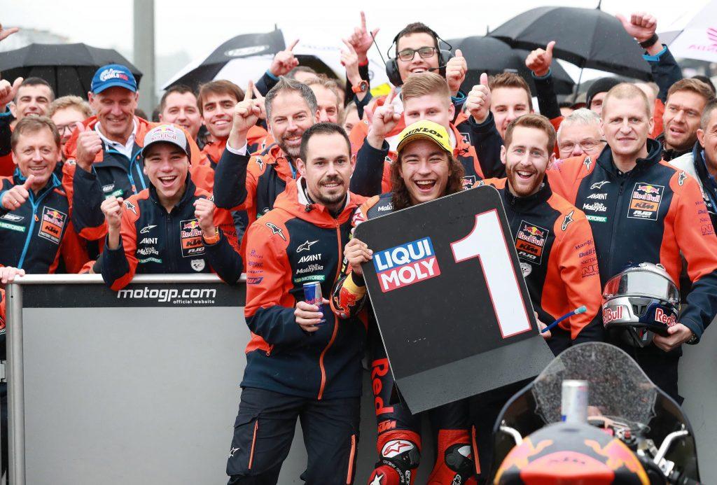 Can Oncu moto3 valencia 2018