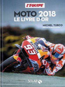 Le livre d'or de la moto 2018 - Michel Turco