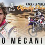 Objectif Dakar 2019 #04 : Tuto mécanique avec Xavier de Soultrait