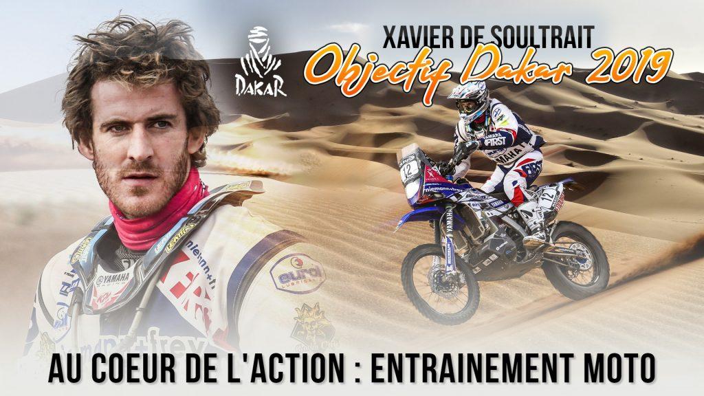 Objectif Dakar 2019 Xavier de Soultrait - La Bécanerie